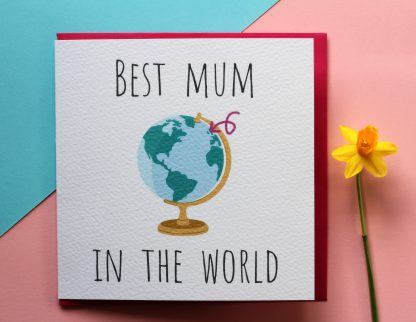 Best Mum In The World