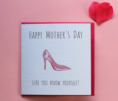 Mothers Day Sure You Know Yourself