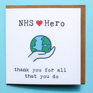 NHS Hero Lockdown Card Image
